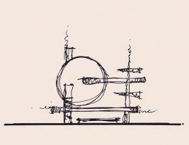 ترکیب بندی در اسکیس تئاتر